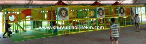 Khu Vui Chơi Trẻ Em Đảo Ngọc Xanh - Phú Thọ