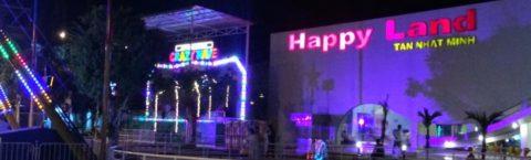 Khu Vui Chơi Trẻ Em Happy Land - Quảng Nam